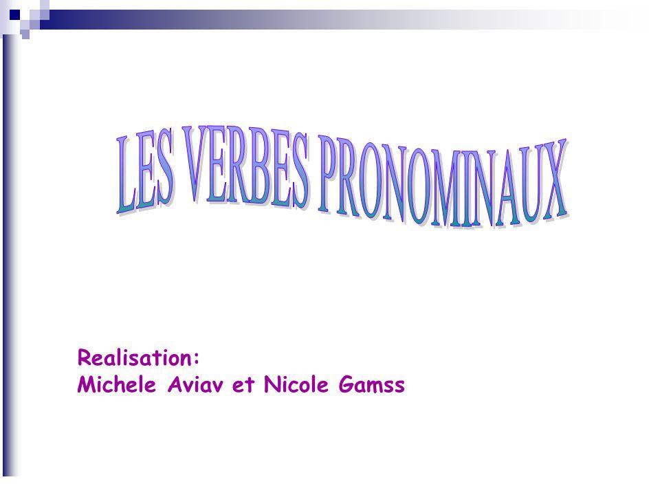 Realisation: Michele Aviav et Nicole Gamss