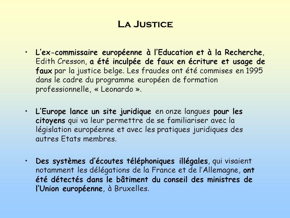 Dans un entretien avec le journal Le Monde, Philippe Busquin, le commissaire européen chargé de la recherche, a dit que «de gros efforts restent à faire pour espérer rivaliser avec les Etats- Unis».