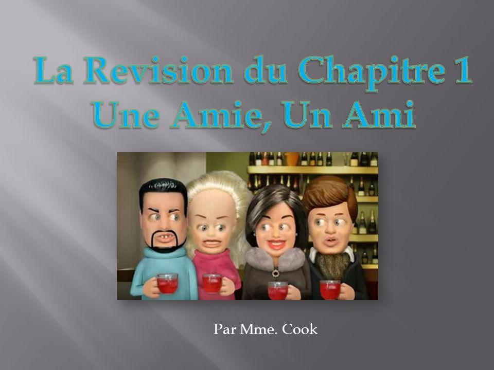 Par Mme. Cook