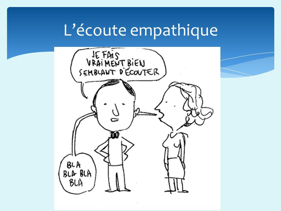 Lécoute empathique