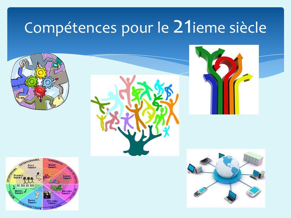 Compétences pour le 21 ieme siècle