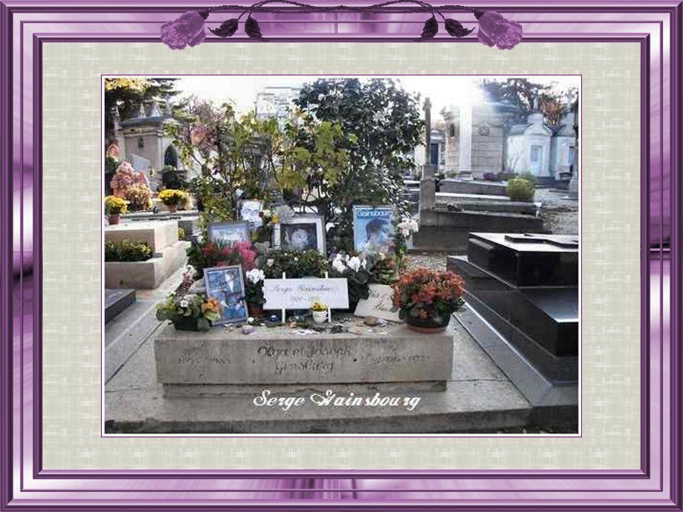 Serge G ainsbourg, né le 2 Avril 1928, mort le 2 Mars 1991 fut un auteur-compositeur-interprète et cinéaste français. Il voulut devenir artiste peintr