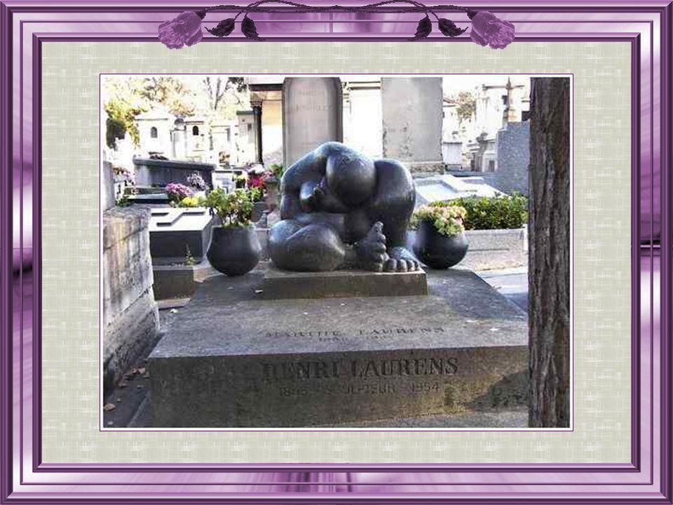 Henri Laurens, né le 18 Février 1885, mort le 5 Mai 1954, fut un sculpteur, peintre et dessinateur cubiste.