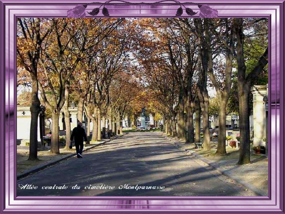 Le cimetière Montparnasse ouvrit ses portes en 1824, soit 20 ans après le Père-Lachaise.