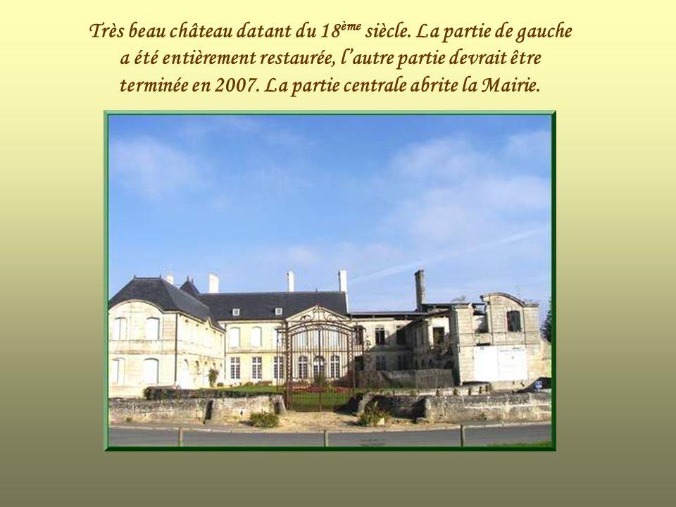Villers sous Saint-Leu est un charmant petit village denviron 2.000 habitants.