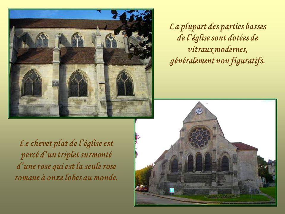 Eglise Saint-Pierre et Saint-Paul.