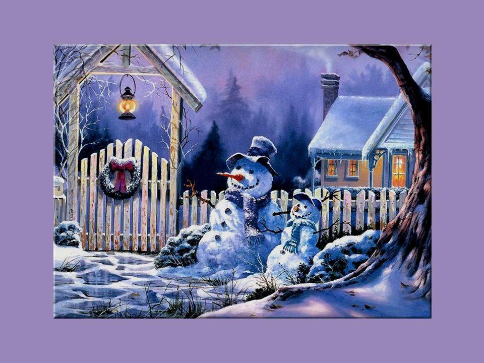 Jaime à me souvenir de ces doux Noëls dautrefois où les décorations électriques des maisons ne cherchaient pas à concurrencer celles des grands magasins à rayon.