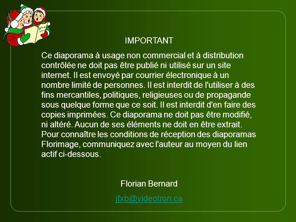 Minuit chrétien – Synthétiseur Création Florian Bernard Tous droits réservés – 2004 jfxb@videotron.ca