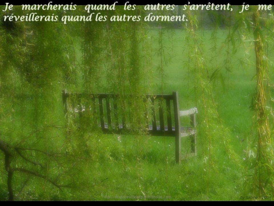 Je crois que chaque minute passée les yeux fermés représente soixante secondes en moins de lumière. http://desjolieschoses.e-monsite.com