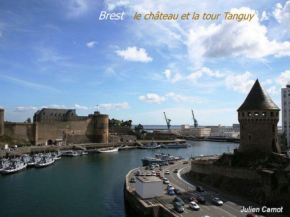 Brest la rade de Brest