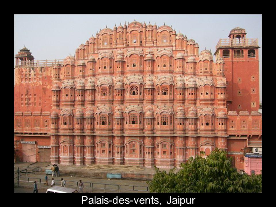 3 Palais-des-vents, Jaipur