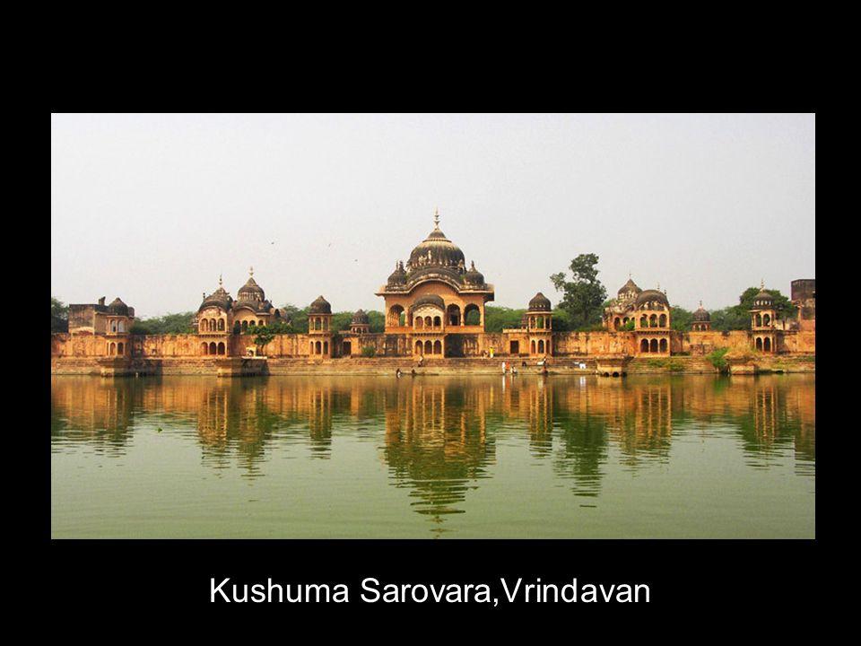 5 Kushuma Sarovara,Vrindavan