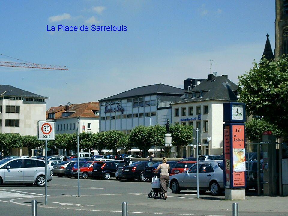 La Place de Sarrelouis