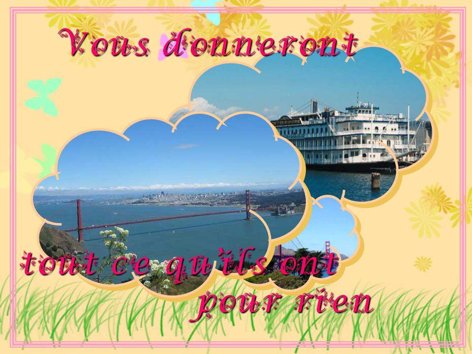 Si vous allez à San Francisco San Francisco