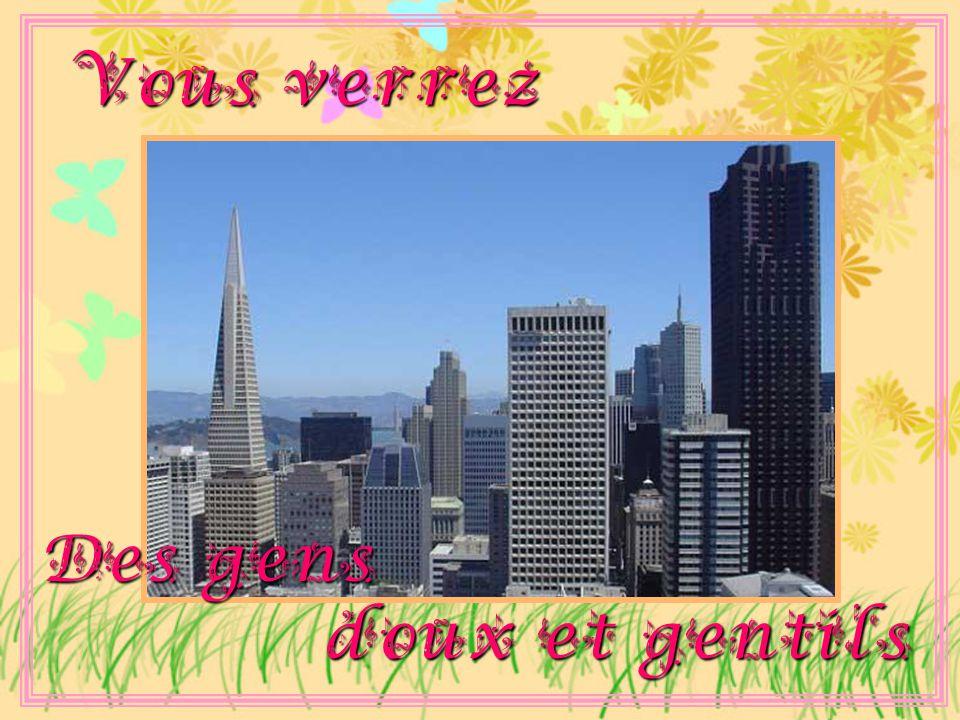 Tous les hippies de San Francisco de San Francisco