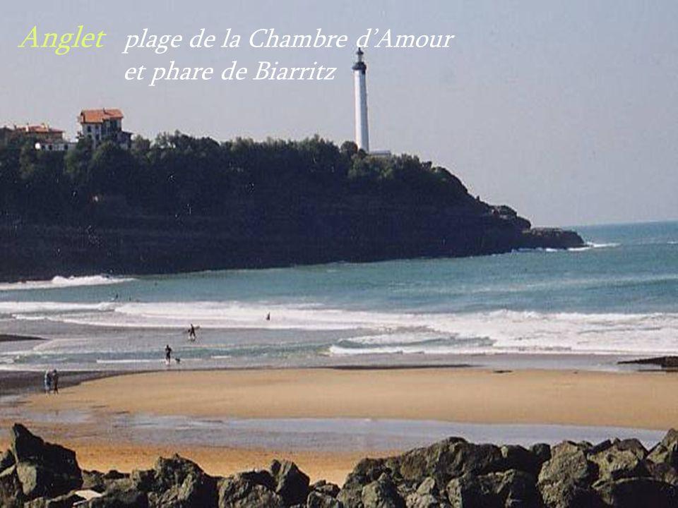 Anglet Chambre dAmour