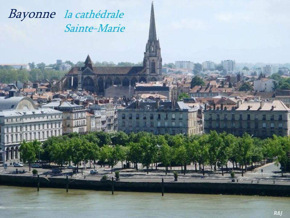 Saint-Jean-de-Luz. vue sur la baie