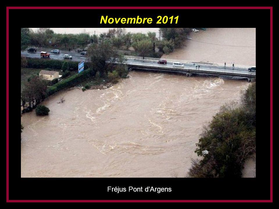 Novembre 2011 Fréjus Pépinière Mortini (pont de la Barque)