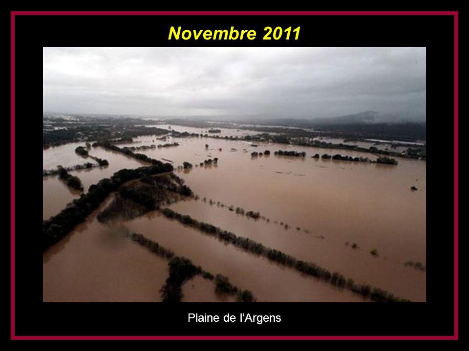 Novembre 2011 Fréjus Pont dArgens