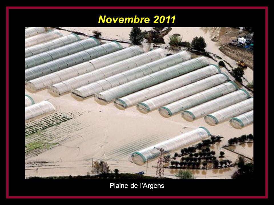 Novembre 2011 Plaine de lArgens
