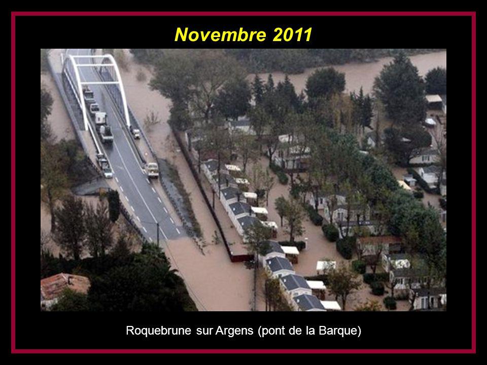 Novembre 2011 Roquebrune sur Argens (Domaine de Palayson)