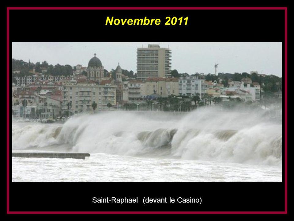 Novembre 2011 Roquebrune sur Argens (pont de la Barque)