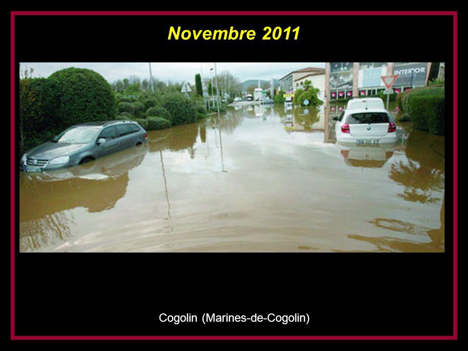 Novembre 2011 Cogolin (Marines-de-Cogolin)