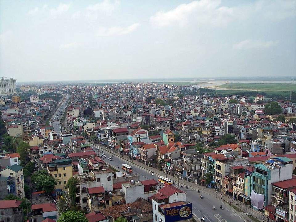 Hanoï située au cœur du Nord Vietnam (ancien Tonkin)non loin de Ha Long et sa fameuse Baie