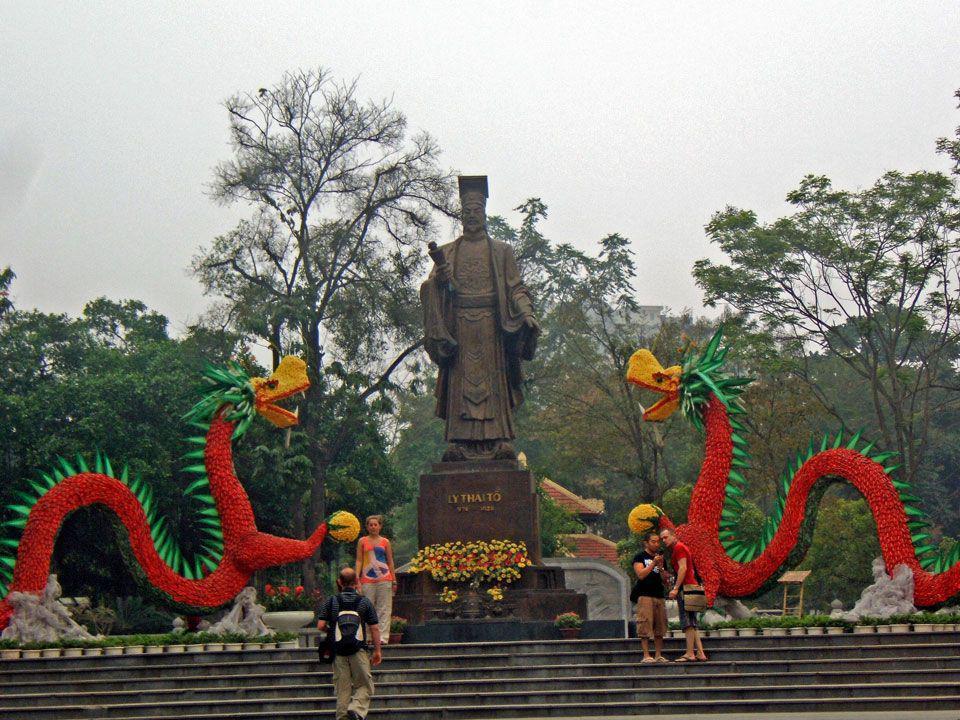 Ly Thaï To fondateur de la Capitale du Vietnam, Hanoï, en 1010