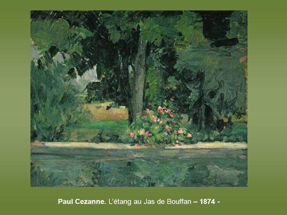 Berthe Morisot. Entre les roses mauves. - 1881 & 1884 -