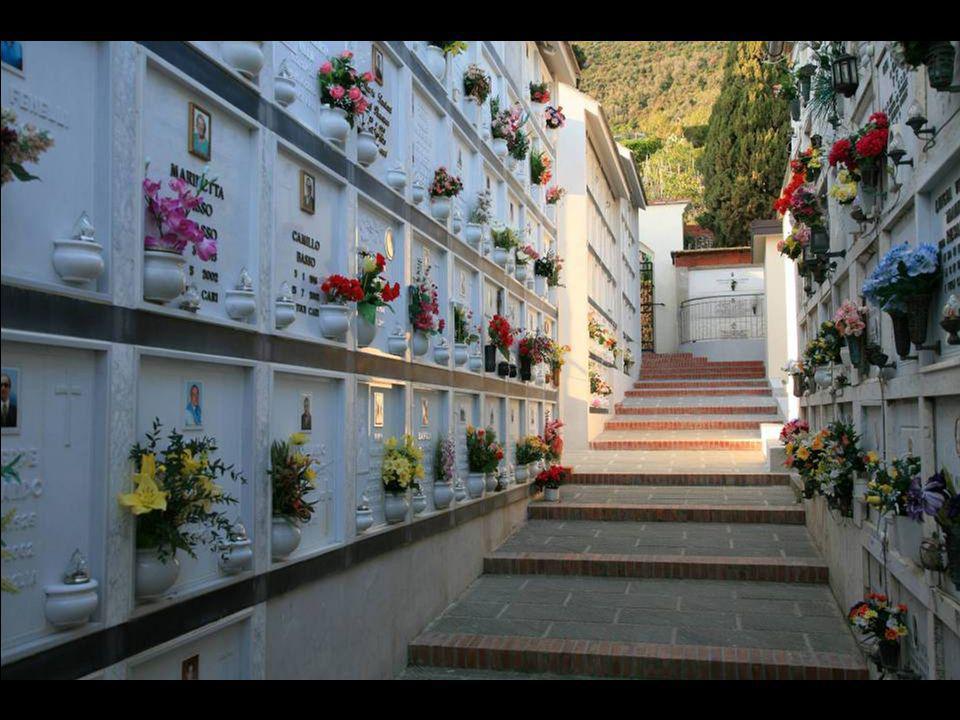 Cinque Terre, Vernazza: le cimetière