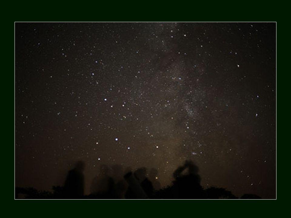 Sark n a pas lampadaires, pas de routes pavées, qui se traduit par un ciel très sombre où la Voie Lactée, les étoiles filantes et les étoiles innombrables sont le spectacle quotidien du soir.