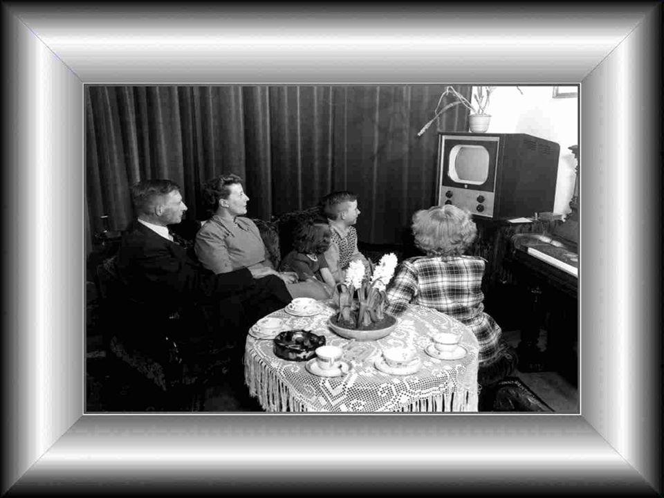 Souvenez-vous des débuts de lère télévisuelle…