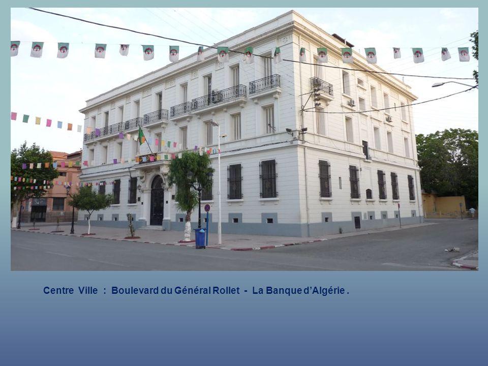 Centre Ville : Avenue Loubet - Maison Collet. Souvenirs dYvette.