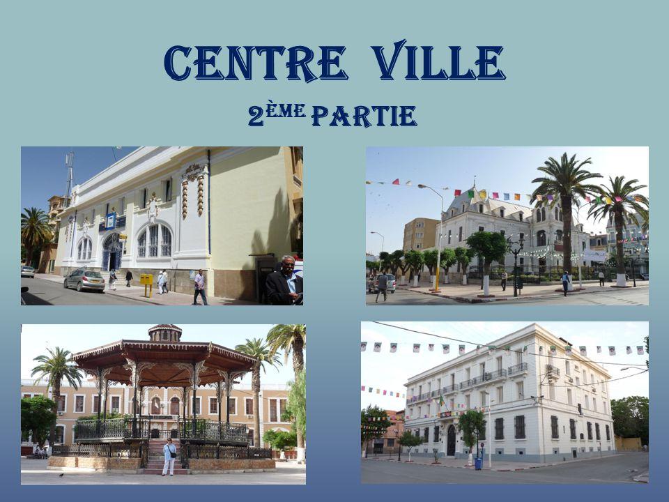 Centre Ville : Rue Billancourt - larrière de la Banque dAlgérie.