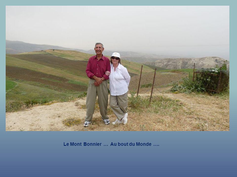 Le Mont Bonnier : Vue imprenable.