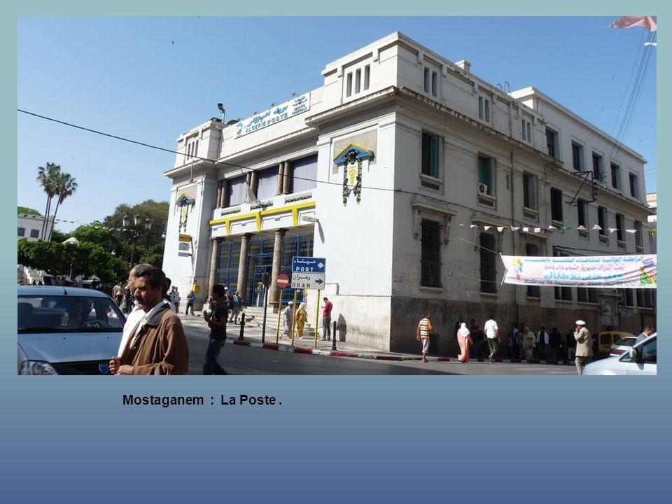 Mostaganem : Palais Consulaire.