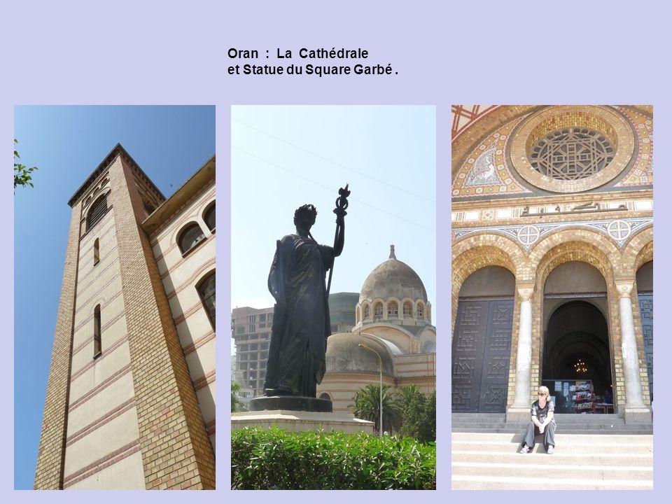 Oran : La Cathédrale.