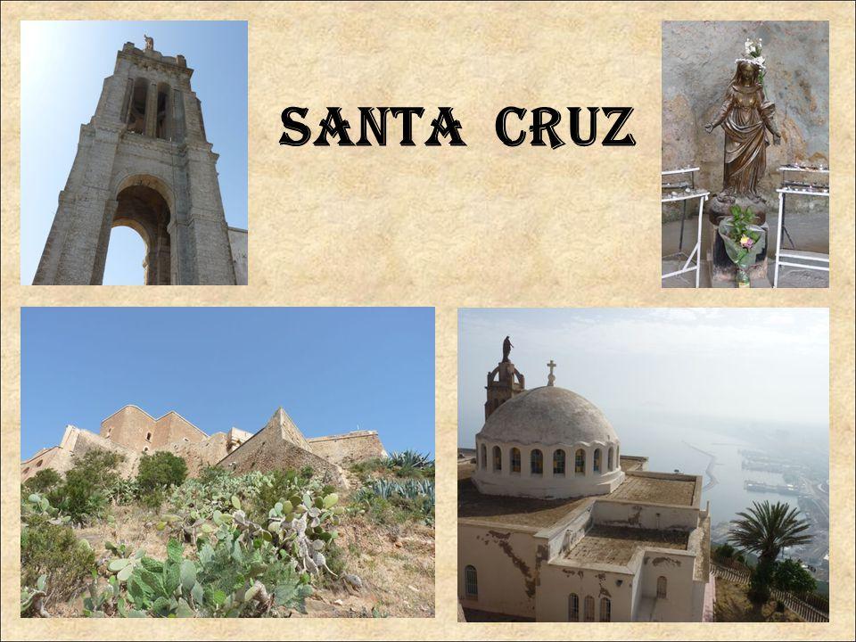 Santa Cruz : Annie à la Grotte....