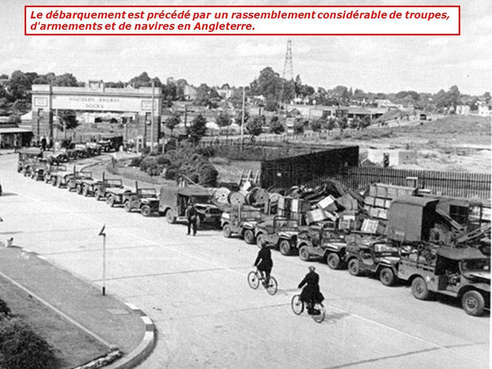 Le Troisième Reich a construit le mur de lAtlantique. Ces fortifications s'étendent de la frontière hispano-française jusqu'au nord de la Norvège.