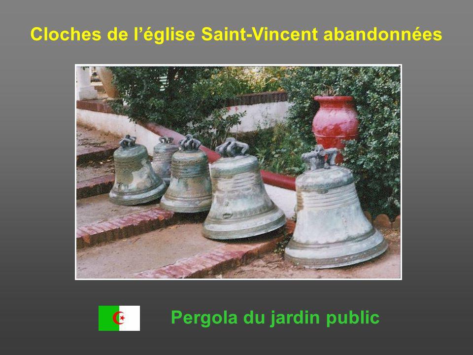 Mosquée Transformation de léglise St-Vincent en