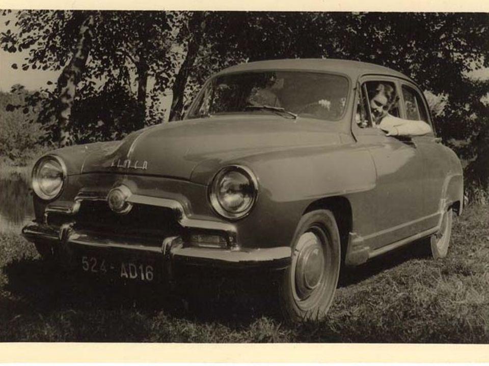 1951 : Simca 9 Aronde
