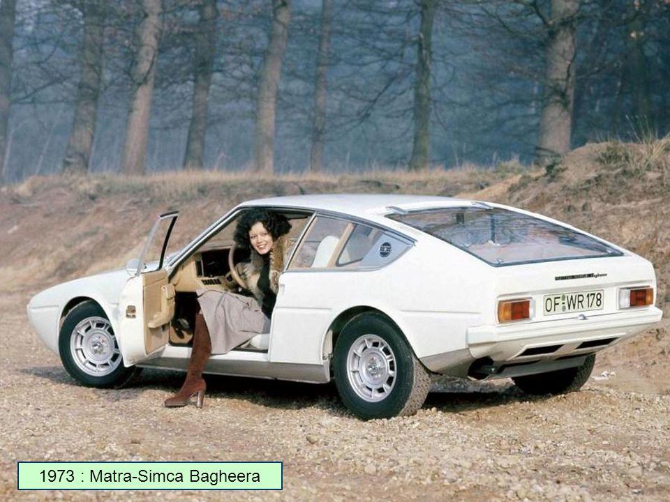 1972 : Matra-Simca MS 670