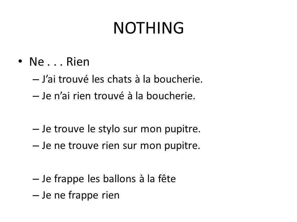 CAN IT BE A SUBJECT?????!.Le stylo tue monsieur LaPadite.