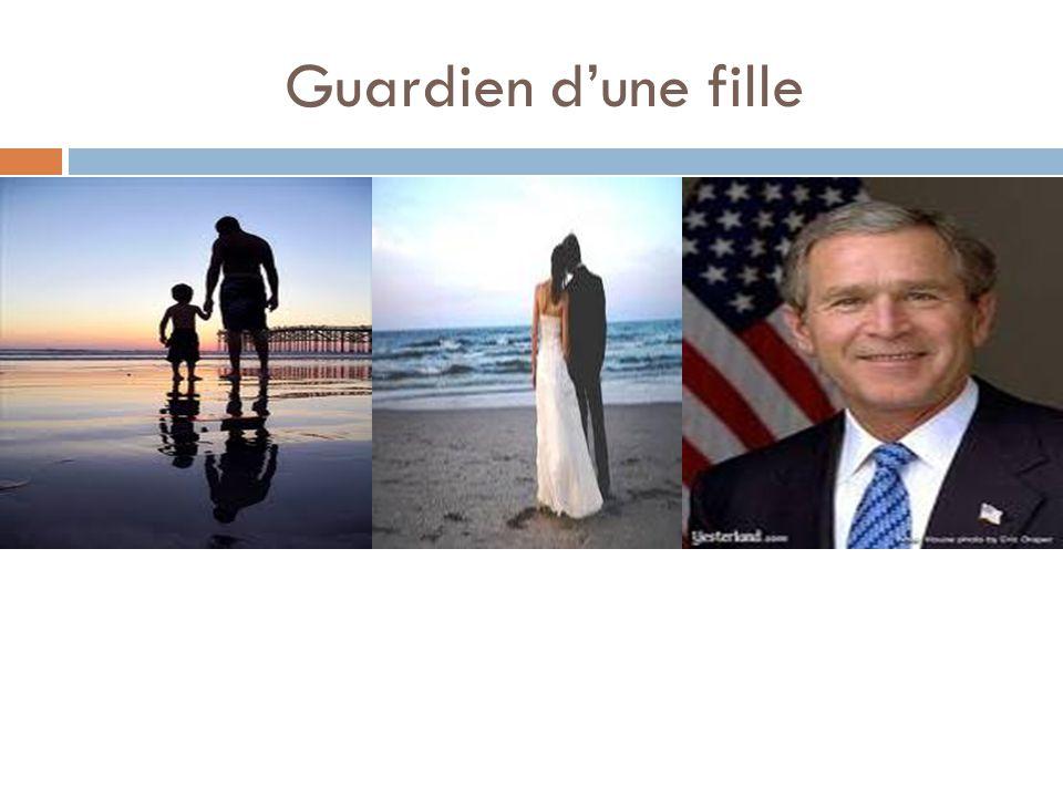 Guardien dune fille