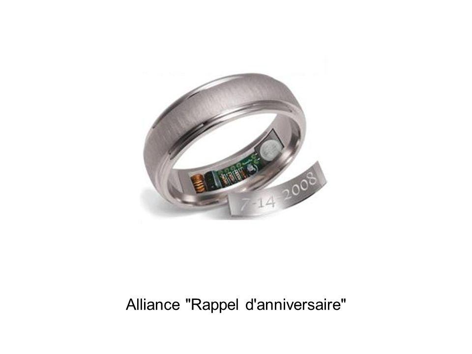 Alliance Rappel d anniversaire