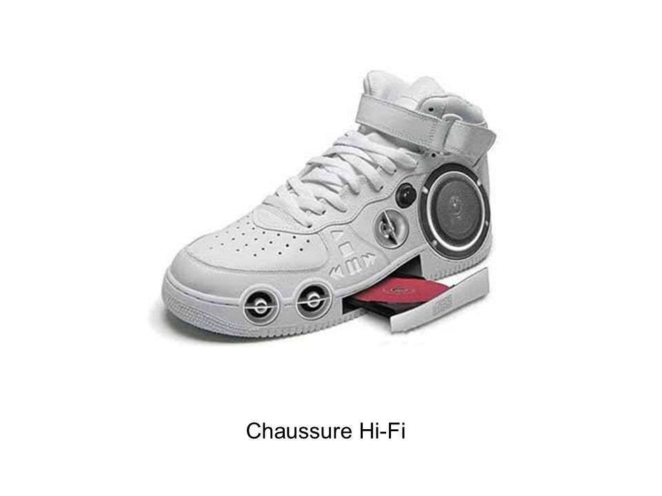 Chaussure Hi-Fi