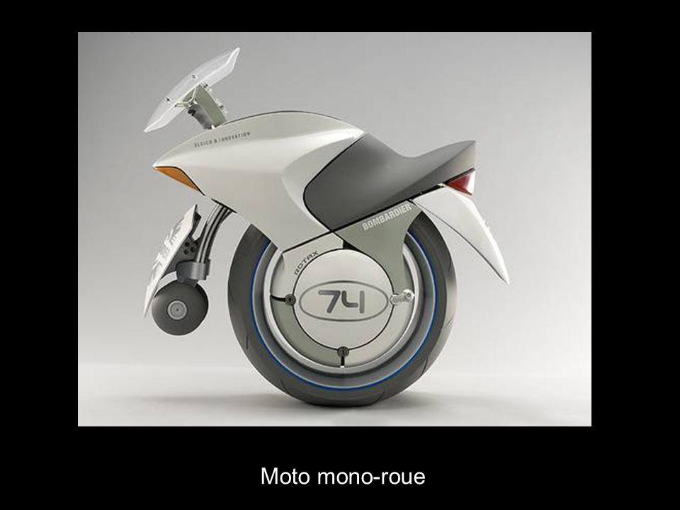 Moto mono-roue