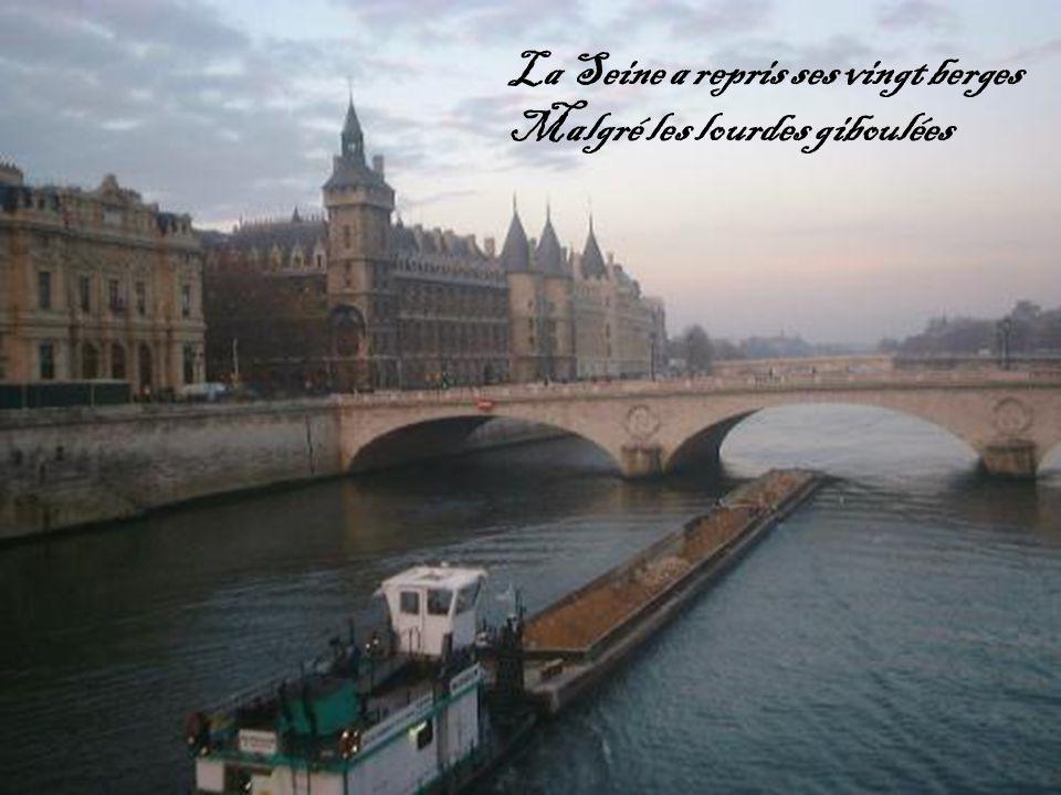 S'il fait du soleil à Paris Il en fait partout