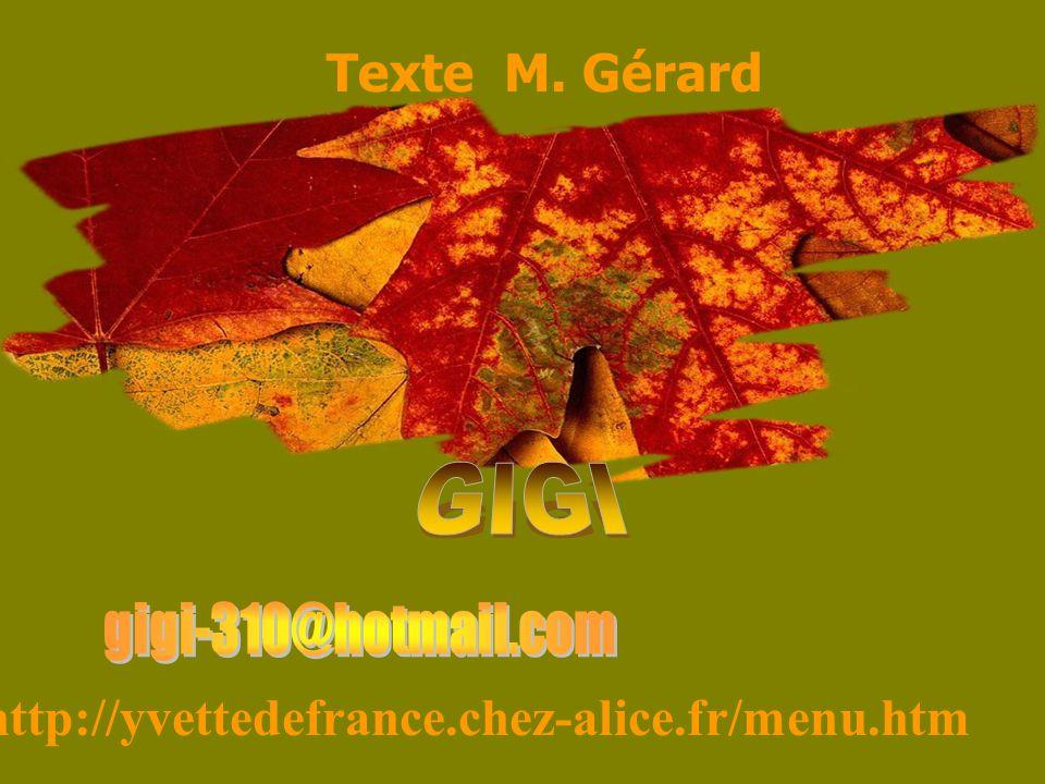 Texte M. Gérard http://yvettedefrance.chez-alice.fr/menu.htm